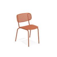 emu Outdoor Stuhl Mom ohne Armlehne - 26 Ahorn Rot