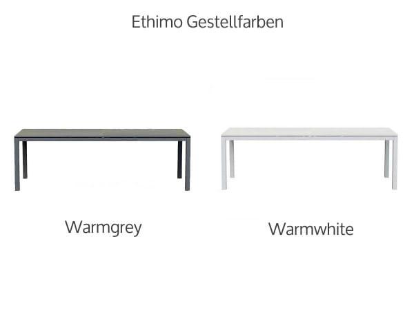 Ausziehtisch/Gartentisch Flat - 240