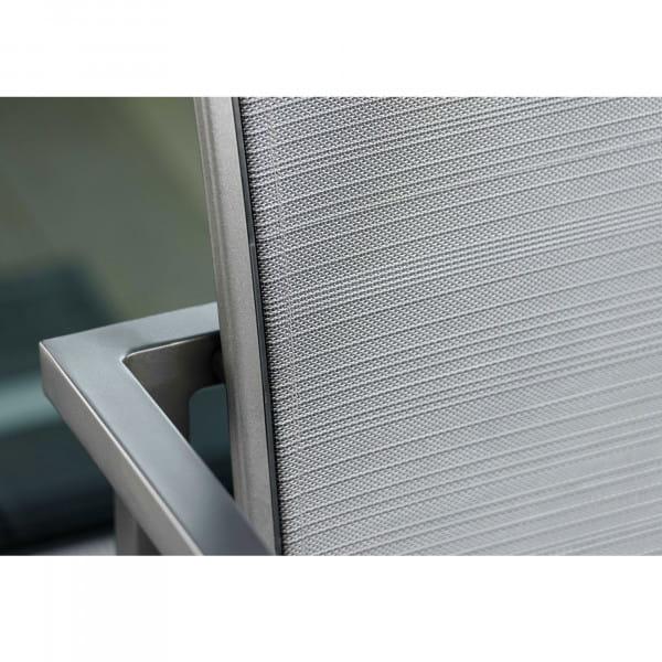 Stern Seitenelement Skelby - Anthrazit / Karbon, Detail