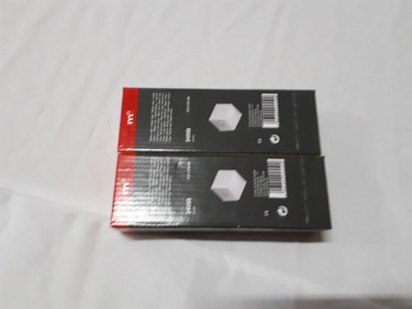 24550 Endkappe M6 HV-Track 4 nickelmatt - Lagerverkauf