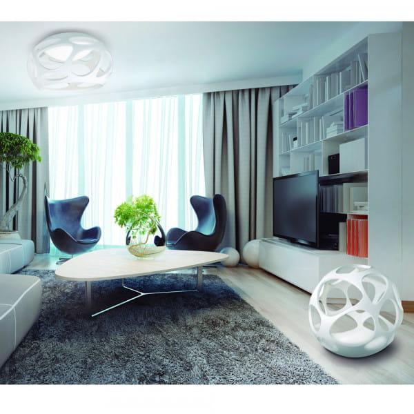 Tischleuchte/ Bodenleuchte Organica
