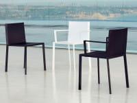 Stapelbarer Stuhl Quartz