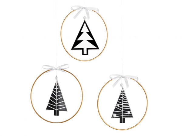 Weihnachtsanhänger Lebensbaum