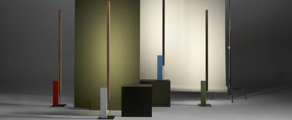marset High Line Kollektion Vergleich Farben Hölzer