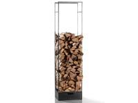 Hochwertiges Brennholzregal MARGO von conmoto