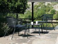 emu Darwin Loungesessel - Ambiente Beispiel 1 nah schwarz