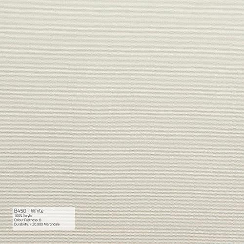 B450 Tempotest White
