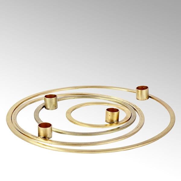 Lambert Areum Kerzenhalter Set gold