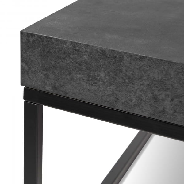Temahome Couchtisch Petra - 120 cm, Detail