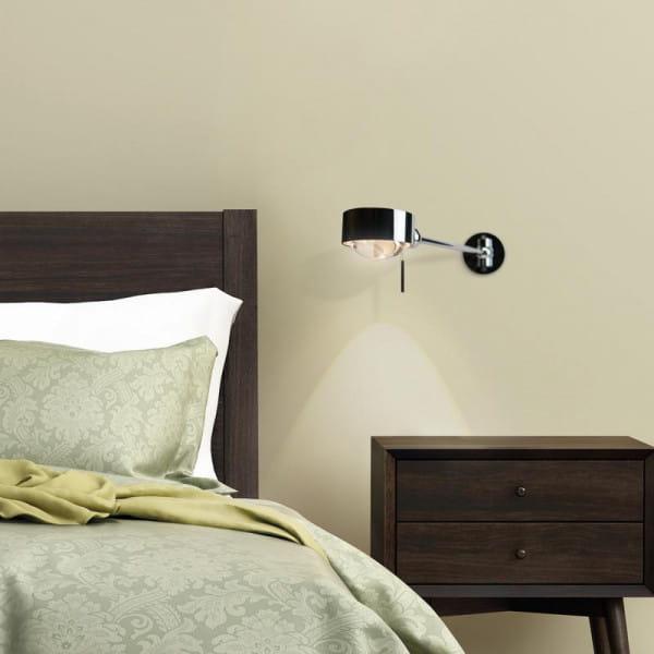 Wand- & Leseleuchte Puk Hotel LED