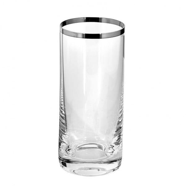 Fink Living Longdrinkglas Platinum