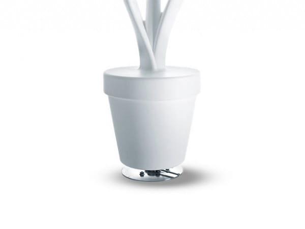 Befestigungsplatte f. Deko-Statur Tulip
