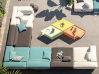 Miami Sofa Modul - Basismodul/ Mittelstück
