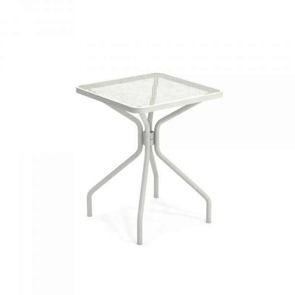 emu Gartentisch 60x60 - 23 Weiß