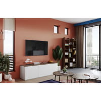 Temahome Regal Twin - Walnuss, Ambiente