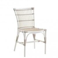 Sika Design Exterior Stuhl Elisabeth Dove White