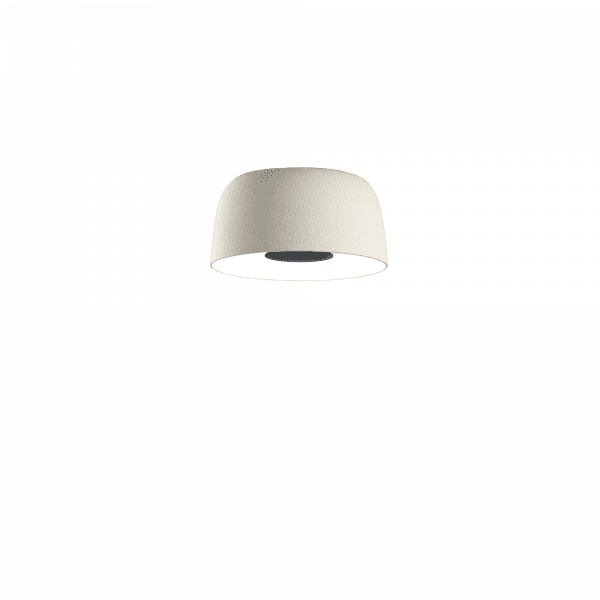 marset Deckenleuchte LED Djembe C 42.13 Weiß cut-out