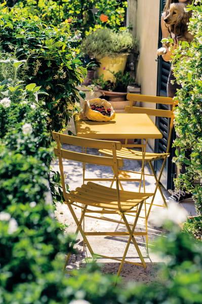 Outdoor Balkontisch Pigalle 76 x 76 (klappbar)