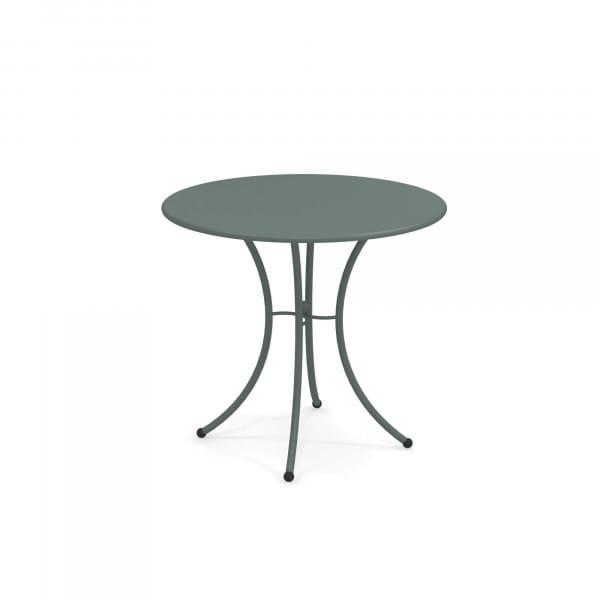 emu Outdoor Gartentisch Pigalle 80 cm - 75 Dunkelgrün