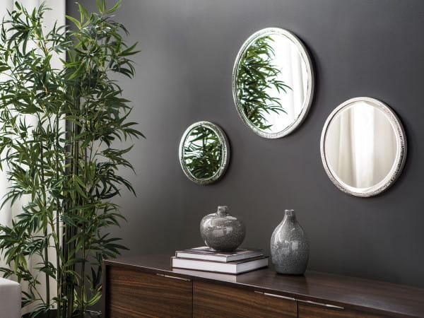 Fink Living Spiegel Duchesse - 3 runde Varianten