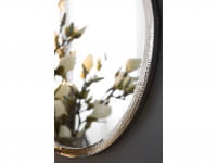 Fink Living Spiegel Duchesse - rund, Detail