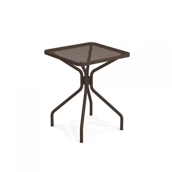 emu Gartentisch 60x60 - 41 Indischbraun - Beispielfoto