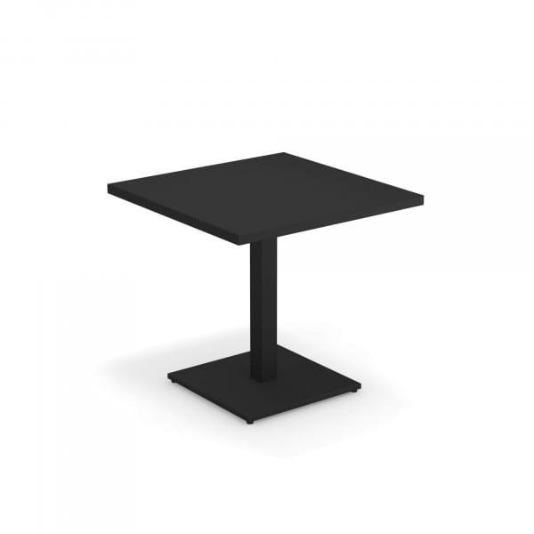 emu Outdoor Tisch Round 70 x 70 cm - 24 Schwarz