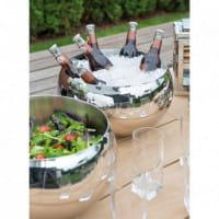 Fink Living Flaschenkühler / Salatschüssel Apollo - Ambiente