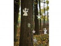 Fink Living Christbaum-Anhänger Star und Holyworker