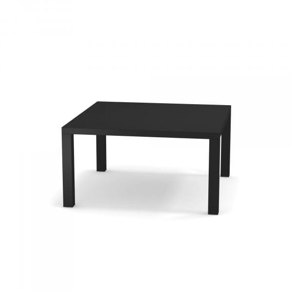 emu Outdoor Loungetisch 80 x 80 cm Round - 24 Schwarz