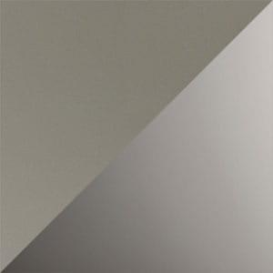 M11 Titan - glänzender Edelstahl