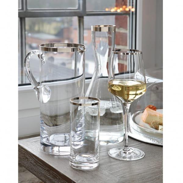 Fink Living Glaskrug Platinum - Ambiente