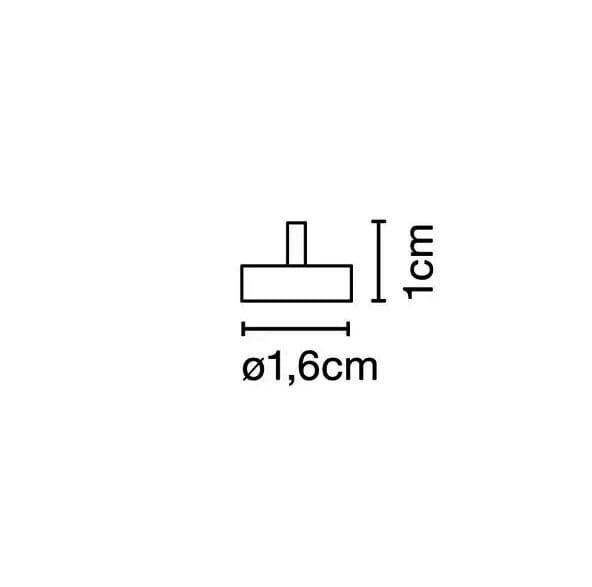 marset Zubehör Magnet für Akku-Leuchte LED Dipping Light Portable